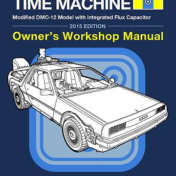 Time Machine Manual by drsimonbutler