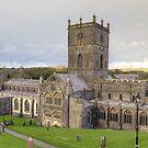 St Davids Cathedral by AJM Photography
