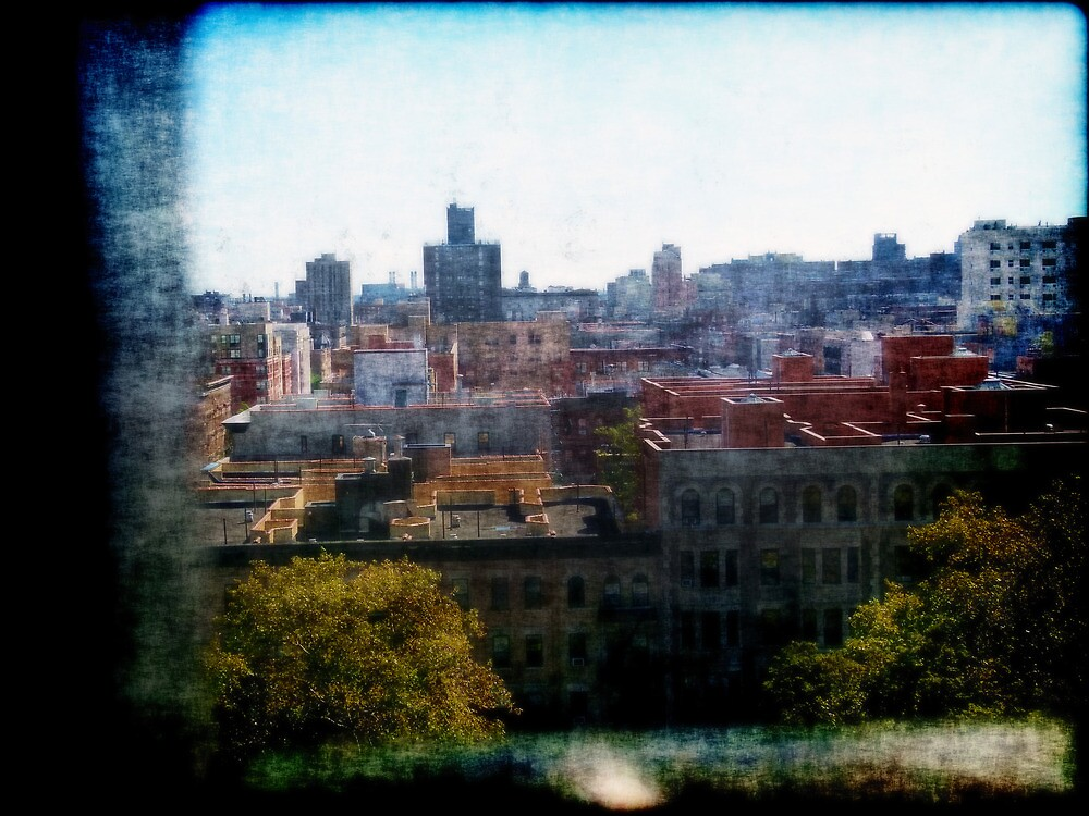 Reminiscing Harlem by Benedikt Amrhein