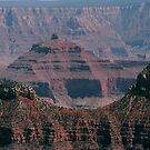 Grand Canyon View from North Rim by Liane6161