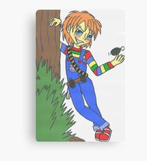 Child's Play 3 - Time to Play Canvas Print