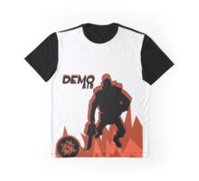 RED Demoman - Team Fortress 2 Graphic T-Shirt