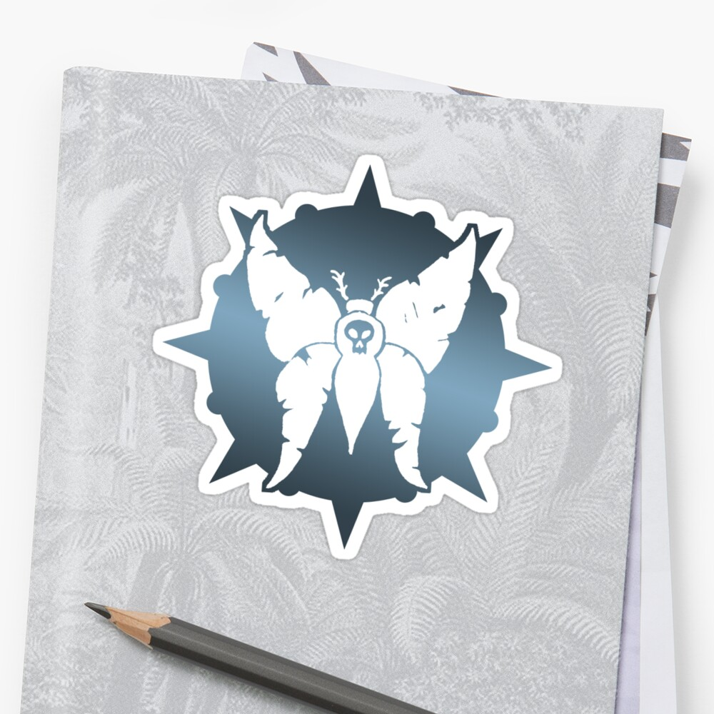 Masquerade Bloodline: Kiasyd Sticker