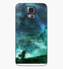 Final Fantasy VII - Midgard Case/Skin for Samsung Galaxy