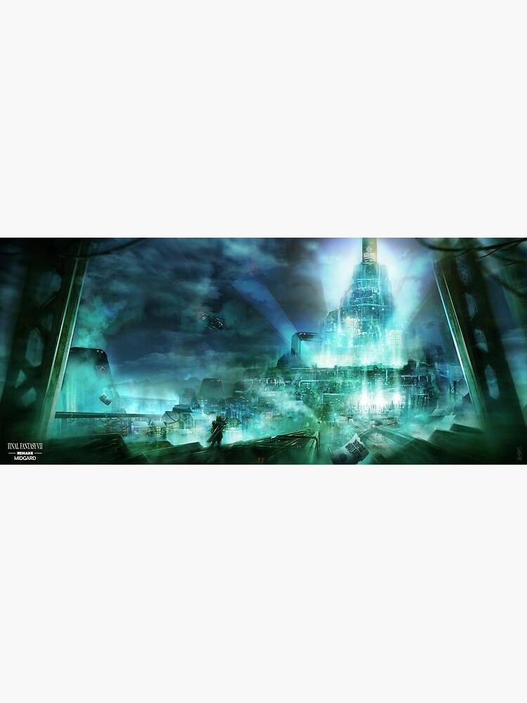 Final Fantasy VII - Midgard by LG-Art