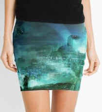 Final Fantasy VII - Midgard Mini Skirt