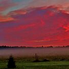 Sunrise Grand Travers County, MI by F.  Kevin  Wynkoop