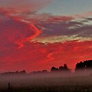 Sunrise Grand Travers County, MI, 2013 by F.  Kevin  Wynkoop