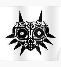 The Legend of Zelda Majora's Mask Poster
