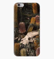 Dreams Are Just Movies - Skull iPhone Case
