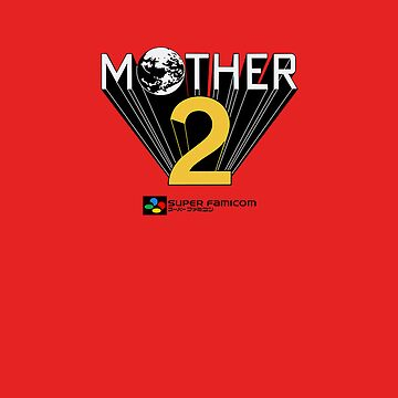 MOTHER 2 - Super Famicom by jluv