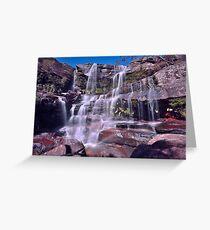 Madden Falls Greeting Card