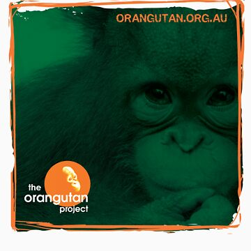 Please think of us by Orangutan