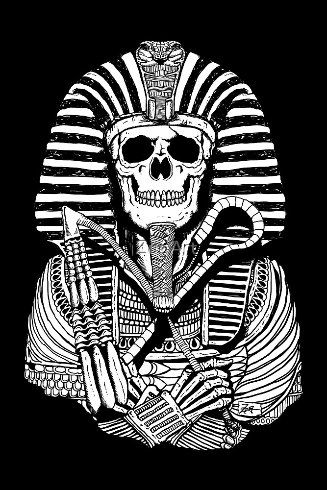 Pharaoh 'Nuff by ZugArt