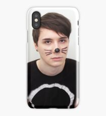 Dan Howell | (Old) Twitter Icon iPhone Case