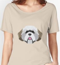 Lhasa Apso Women's Relaxed Fit T-Shirt