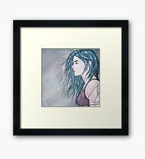 Broken Mirror Framed Print