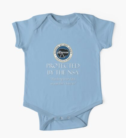 Protected by the NSA Kids Clothes