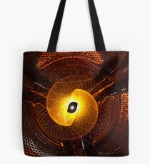 Washing machine physiogram Tote Bag