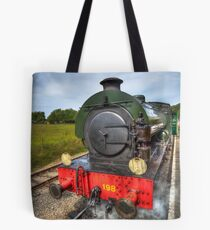 Engine Army 198 Tote Bag