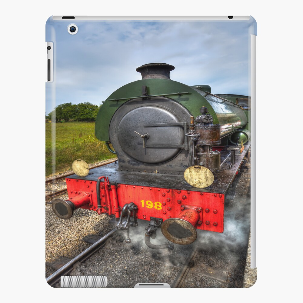 Engine Army 198 iPad Case & Skin