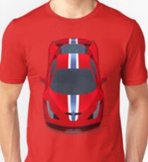 458 Red Horses T-Shirt