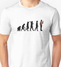 The Next Step in Evolution Unisex T-Shirt