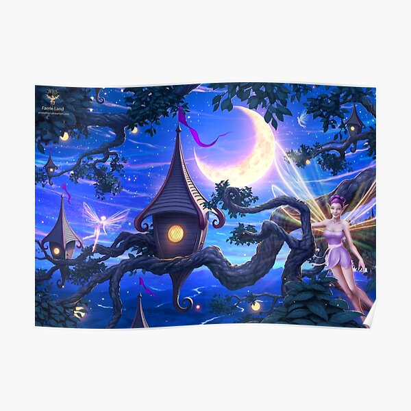 Faerie Land Poster