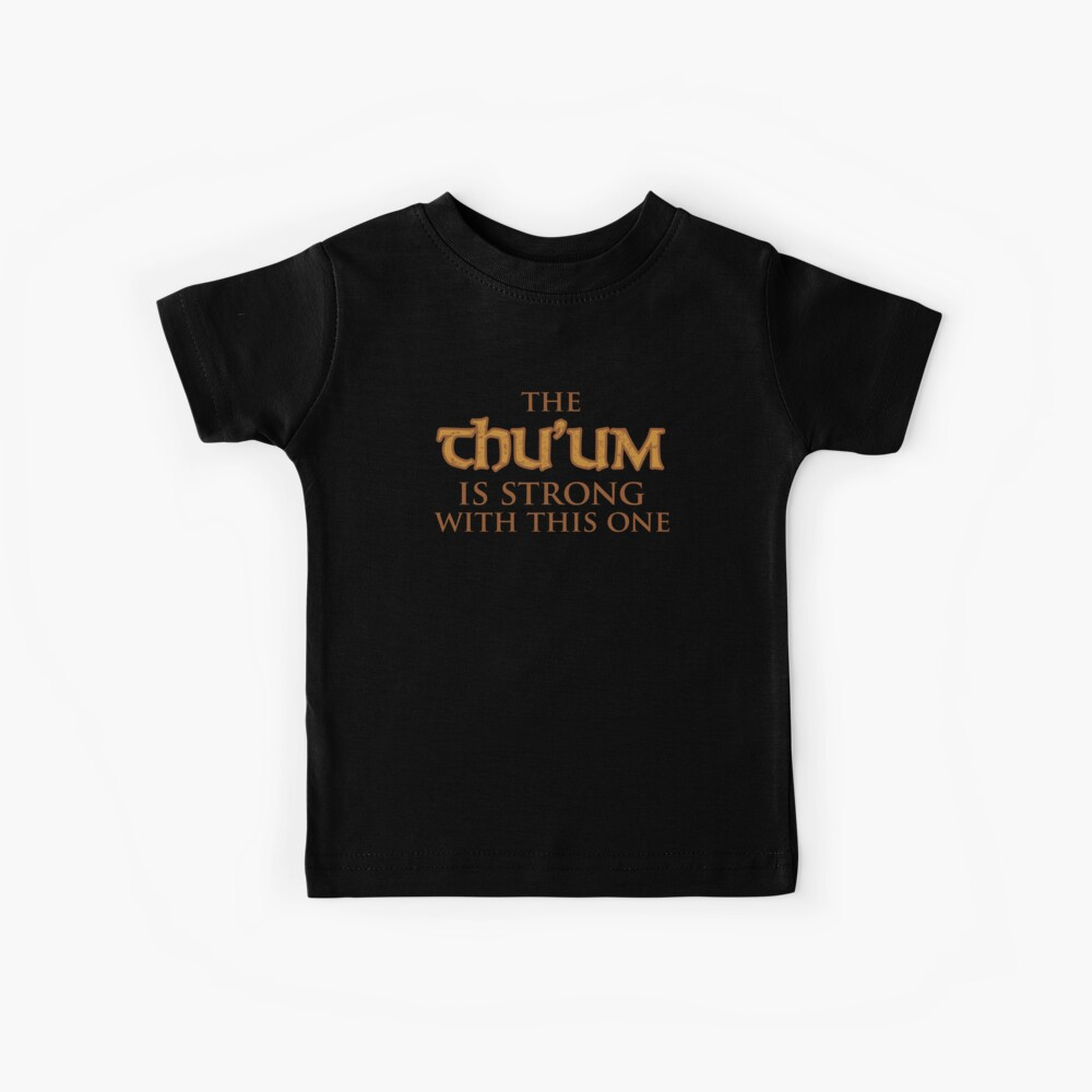 The Power Of The Dragonborn Kinder T-Shirt
