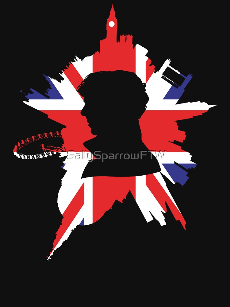 Sherlock by SallySparrowFTW