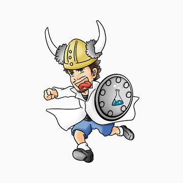 Viking Scientist by GantMan