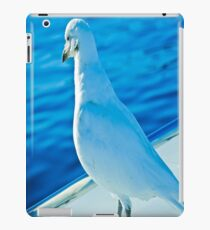 Bird of the sea in the end of the world. iPad Case/Skin