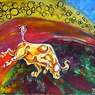 Bull by Ellen Marcus