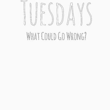 Tuesdays by omgkatkat