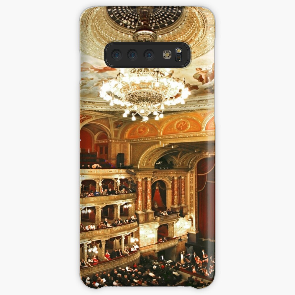 Budapest Opera House Case & Skin for Samsung Galaxy