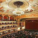 Budapest Opera House by Stuart Robertson Reynolds