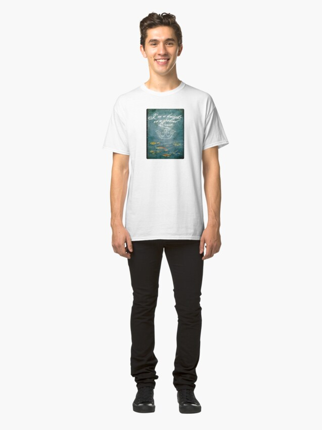 Alternate view of I am a Knight Classic T-Shirt