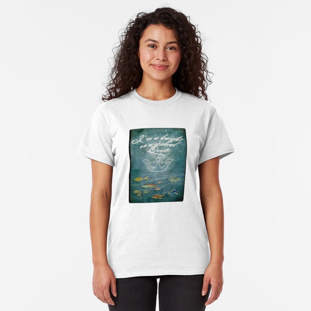 I am a Knight Classic T-Shirt