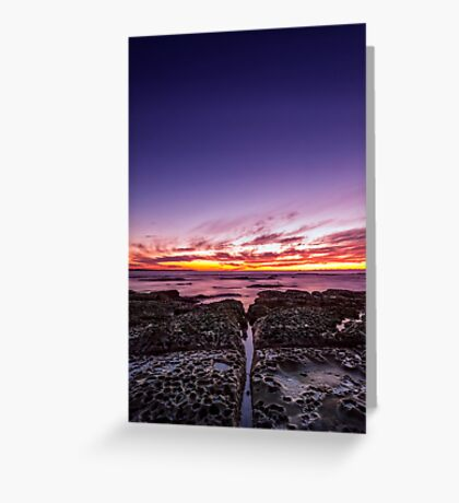 ~ the forgotten sunrise ~ Greeting Card