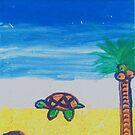 Bronte Wedgwood's 'Beach' by Art 4 ME