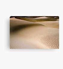 Desert Dune Canvas Print