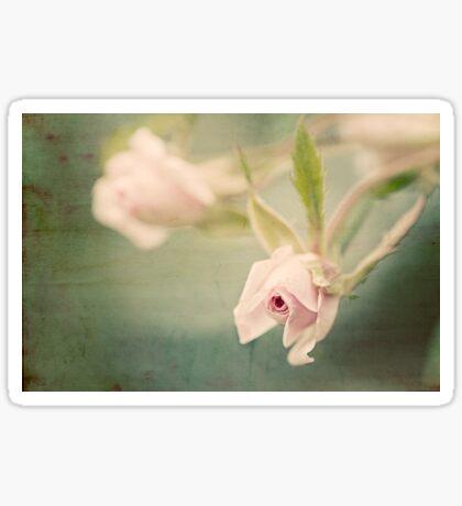 Tiny Roses Sticker