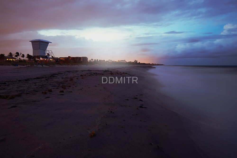Delray Twilight by DDMITR