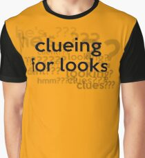 [Sherlock] - Clueing for Looks  Graphic T-Shirt