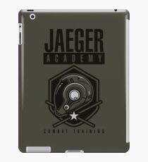 Jaeger Academy iPad Case/Skin