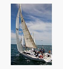Sailing III Photographic Print