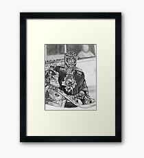 Telford Tiger Framed Print