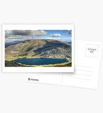 Loch Einich Panorama Postcards