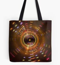 Digital light wand greypipe Tote Bag