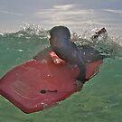 Sunny Surfing by Reg1